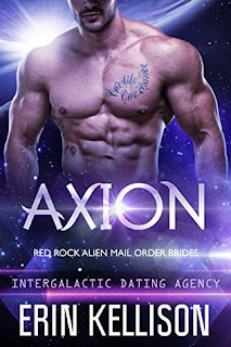 Axion by Erin Kellison