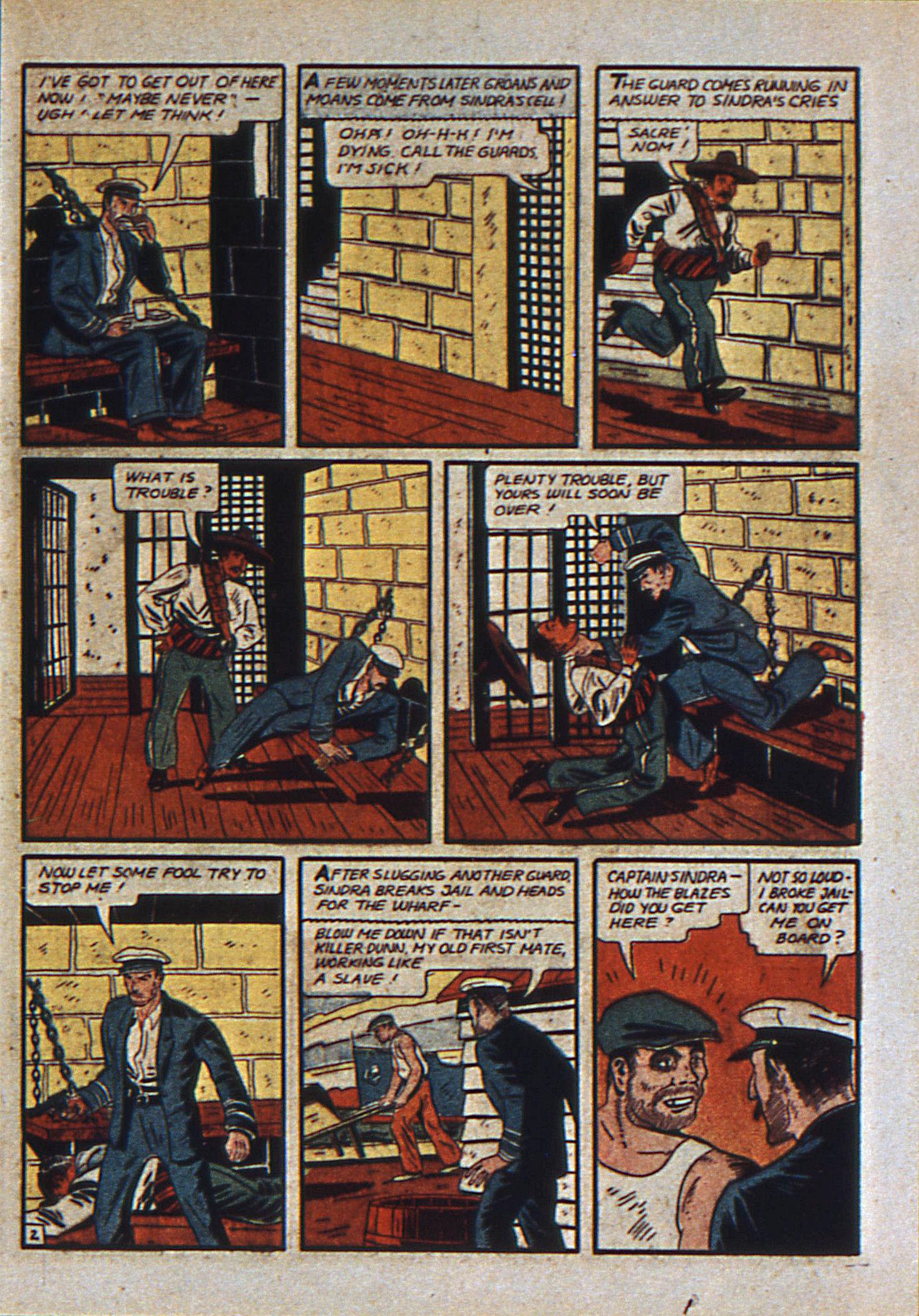 Action Comics (1938) 13 Page 22