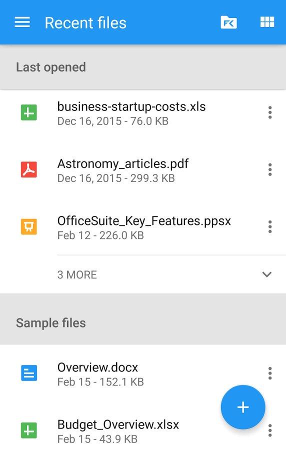 Download OfficeSuite 9 Pro APK MOD Download PDF Premium Unlocked ...