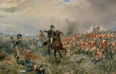the last battle of napoleon (or) Battle of waterloo