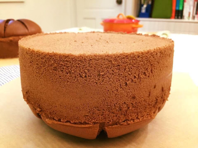巧克力皇冠戚風蛋糕-chocolate-chiffone-cake8