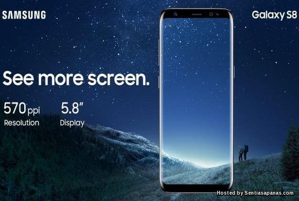 Samsung Infinity Display