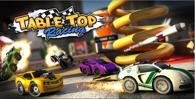 Table Top Racing World Tour RELOADED