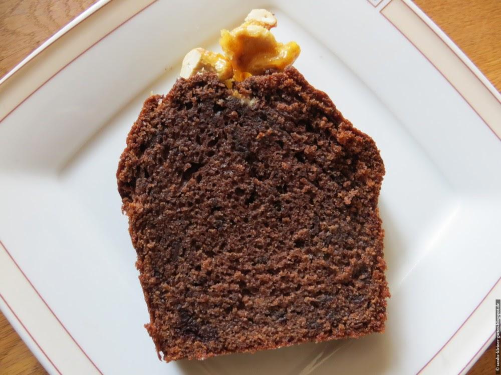 Meine Kleine Welt Kardamom Schoko Kuchen Mit Karamellisierten