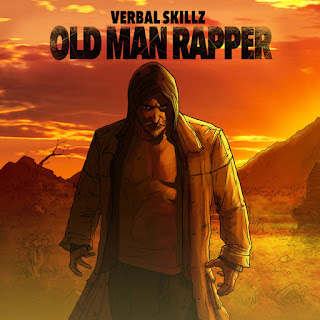 Verbal Skillz - Old Man Rapper (2016) - Album Download, Itunes Cover, Official Cover, Album CD Cover Art, Tracklist