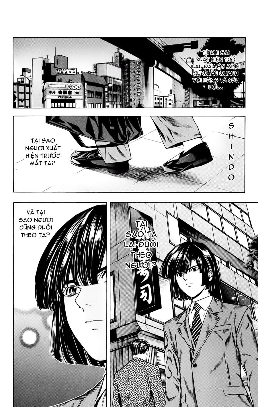 Hikaru No Go hikaru no go chap 122 trang 13