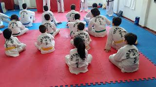 Exámen taekwondo