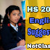 WBCHSE HS 2019 English Suggestion - Higher Secondary English Suggestion 2019