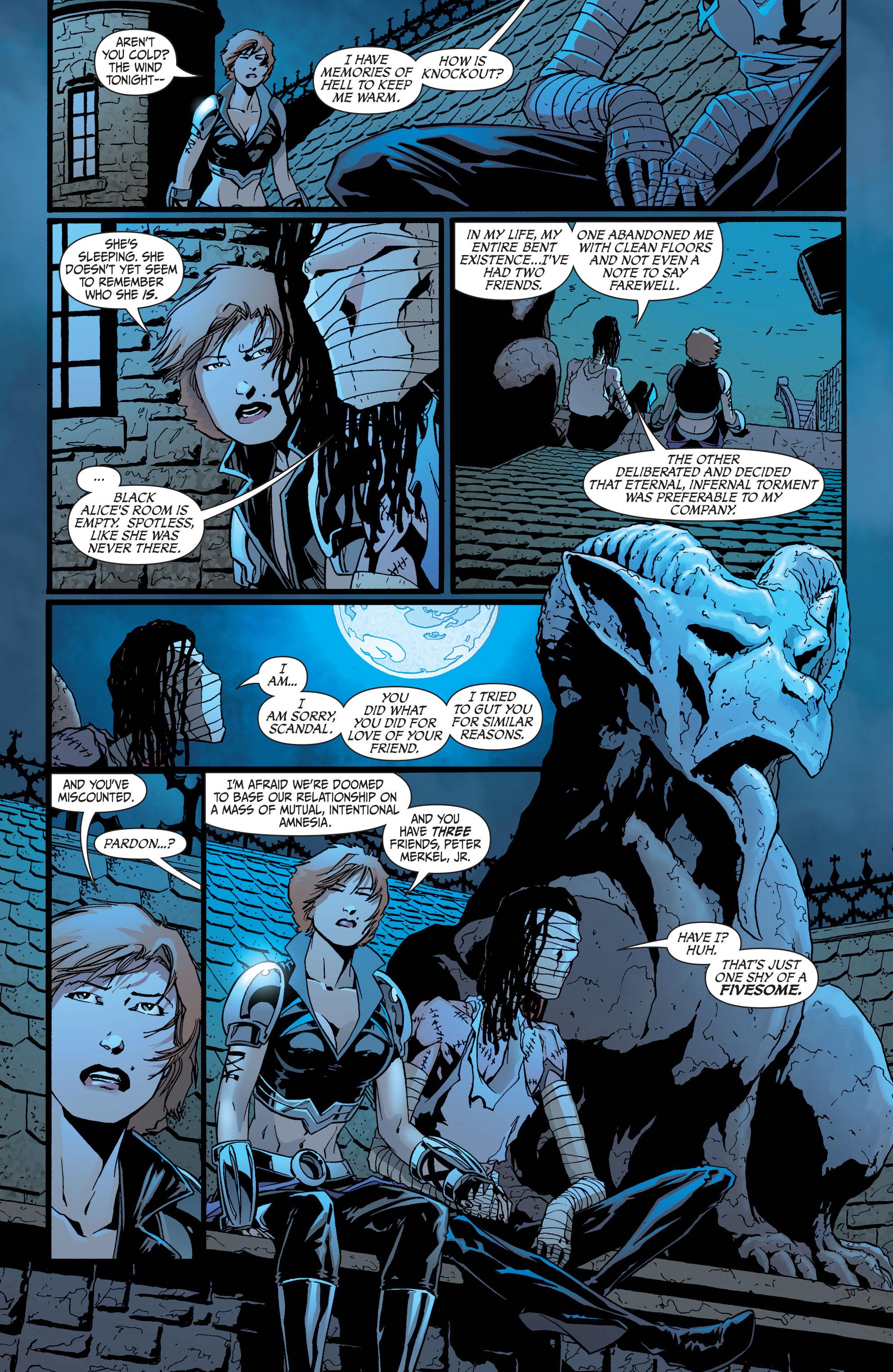 Read online Secret Six (2008) comic -  Issue #34 - 14