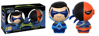 Dorbz: Classic Nightwing & Deathstroke 2-pack (1500 LE).