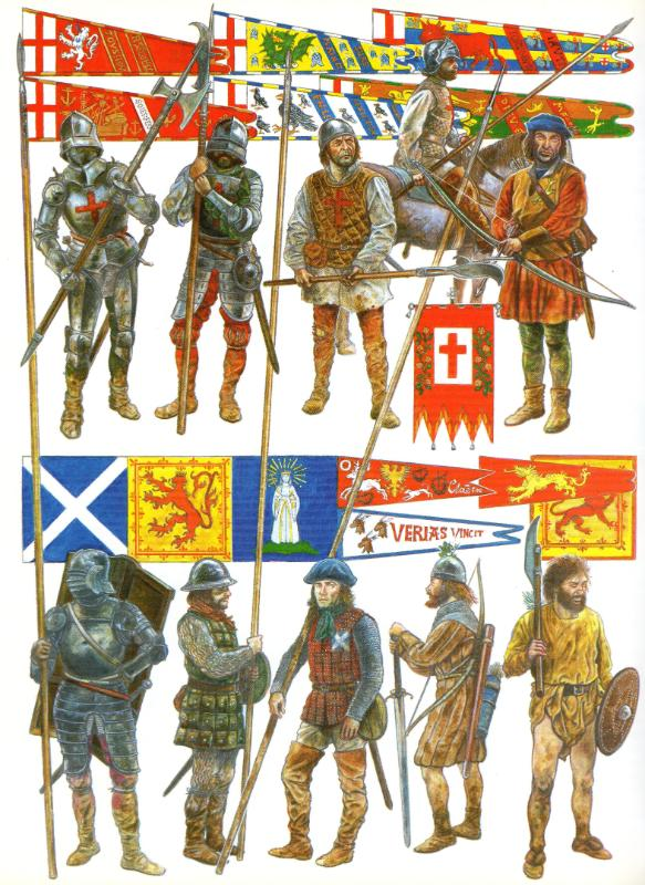 Army Royal: Remembering Flodden