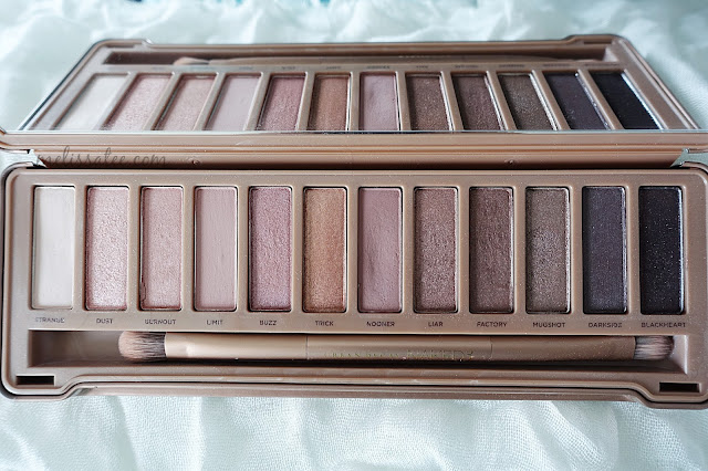 urban decay, urban decay naked, urban decay naked 3, urban decay naked 3 review, naked 3 review, urban decay naked 3 eyeshadow palette review