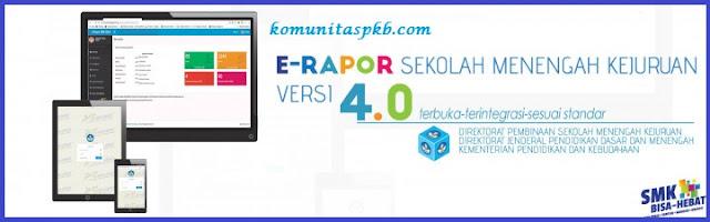 Launching e-Rapor SMK versi 4.0 Tahun 2018