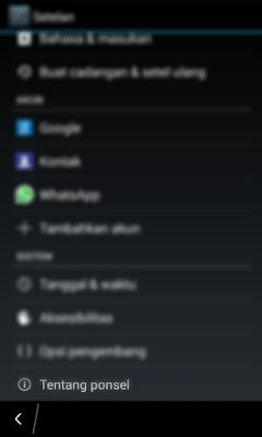 Tutorial Hemat Penggunaan RAM Blackberry z10+ (BBZ10+) 3