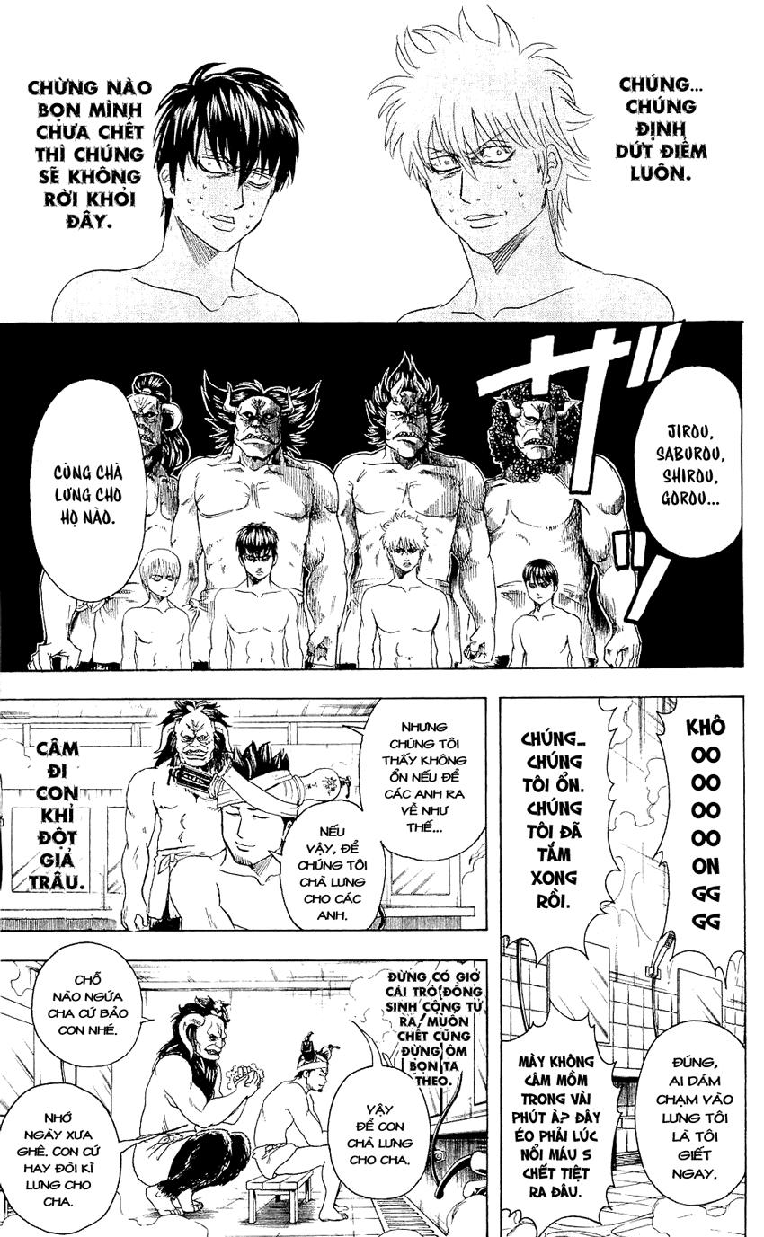 Gintama Chap 335 page 7 - Truyentranhaz.net