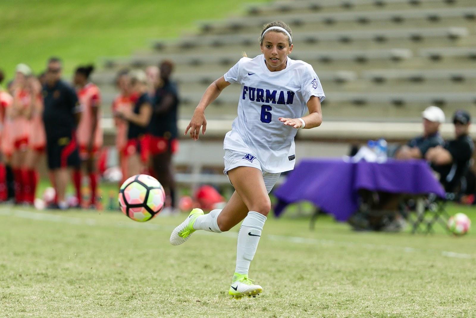 Furman Sports Report: Women's soccer team ready for SoCon play