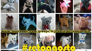 Celebramos el Día Del Gato con Gatitos Tejidos DIY
