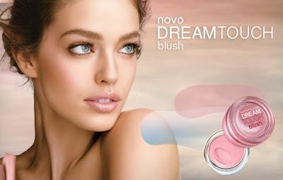 MAYBELLINE róż dream touch blush 04 pink