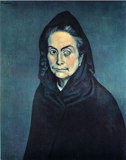 La Celestina. Picasso