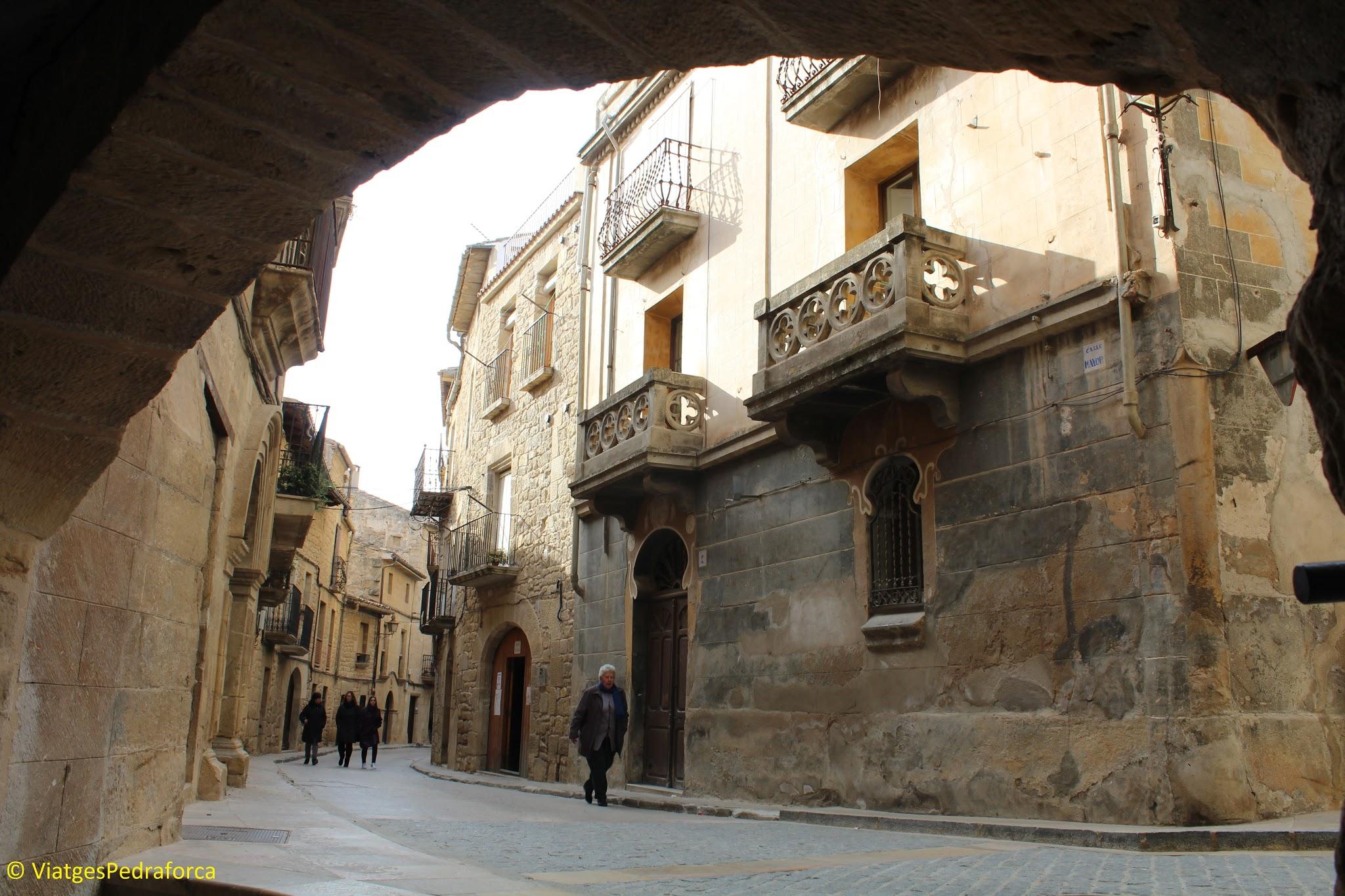 Una ruta pel Matarranya i la Tera Alta, pobles amb encant, conjunt històric, Terol, Aragó, patrimoni cultural