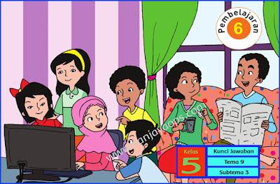 kunci-jawaban-tematik-kelas-5-tema-9-subtema-3-pembelajaran-6
