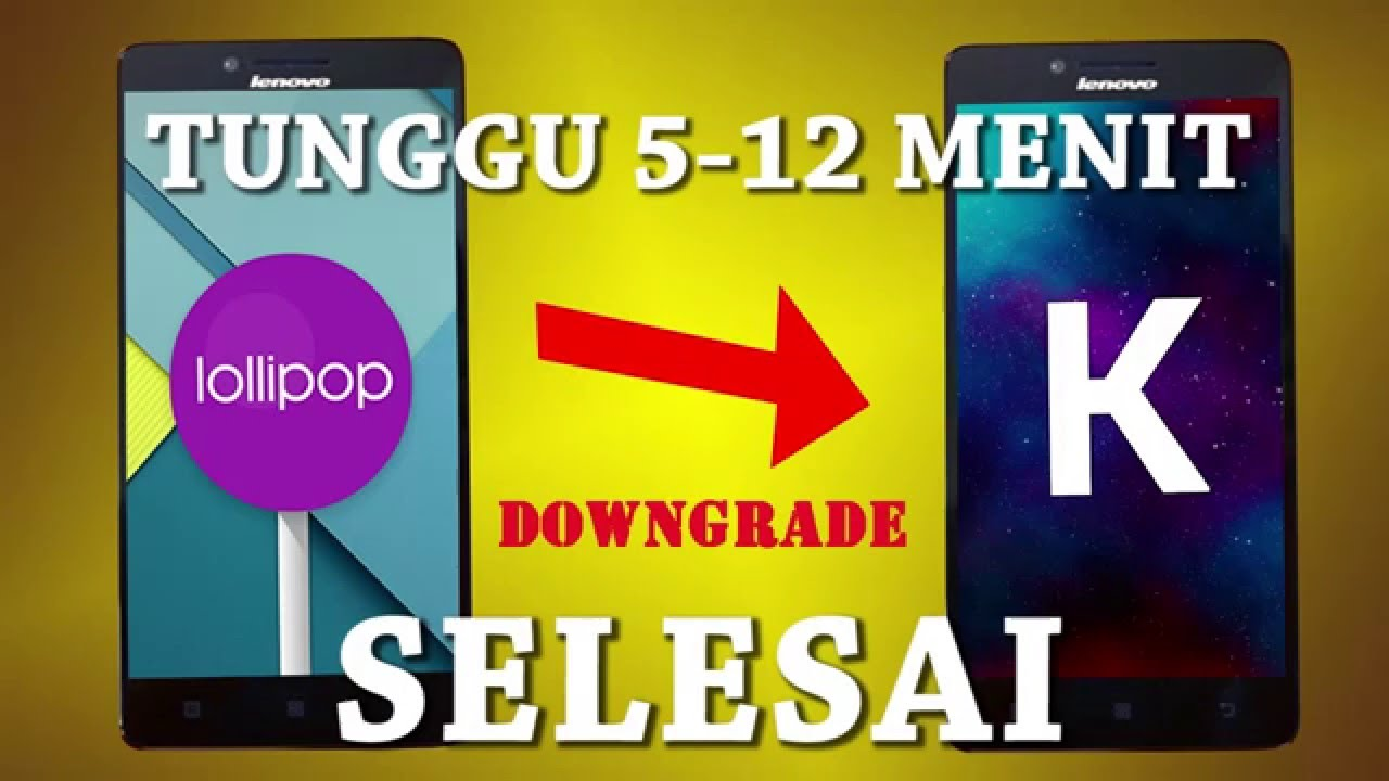 Lenovo A6000 Android Kitkat S042_151012 Official Stock ROM