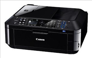 is the catch model of the 3 novel Canon trace of piece of job organisation multifunction printers  Canon PIXMA MX420 driver Download