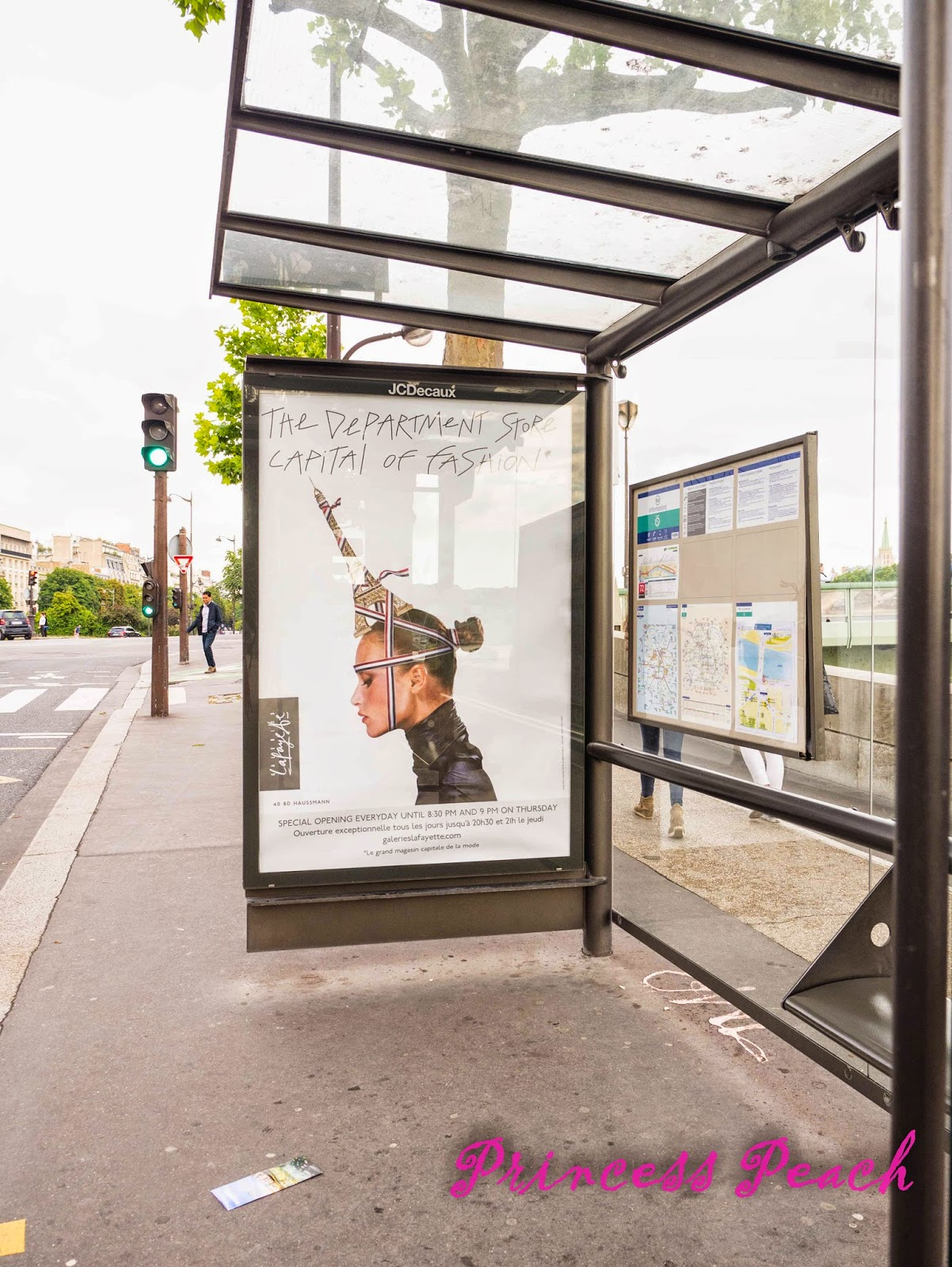 巴黎自助旅行