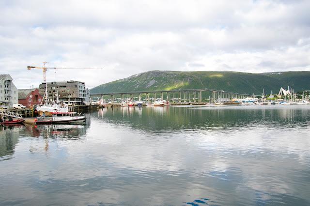 Panorama da Tromso
