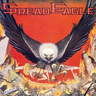 Spread Eagle - 'Spread Eagle' CD Review (Lovember Records)