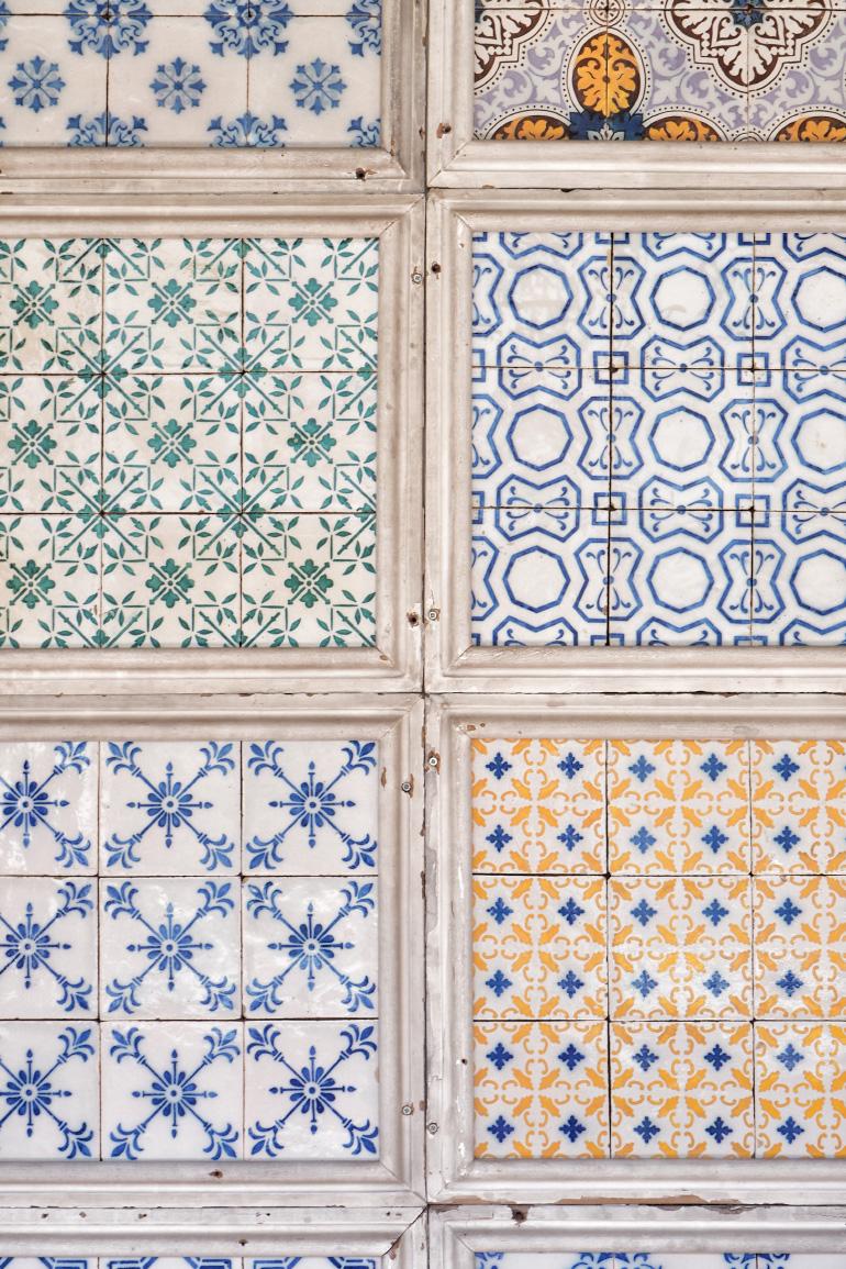 Musée national de l'azulejo à Lisbonne