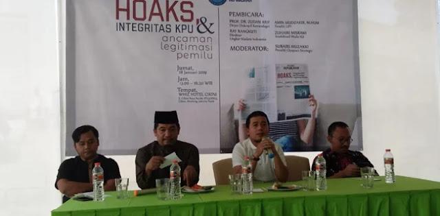 LIPI: Daerah Yang Kental Nilai Agamanya Mudah Termakan Hoax