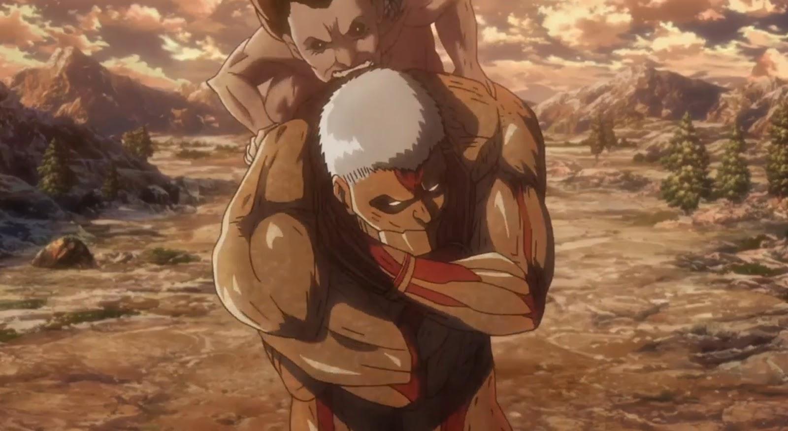 Shingeki no Kyojin 2 – Episódio 11