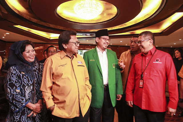Bantuan Keuangan untuk Partai di APBD-P DKI Naik Signifikan