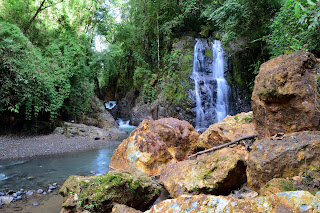 Gorge and Waterfall at Rio Viejo