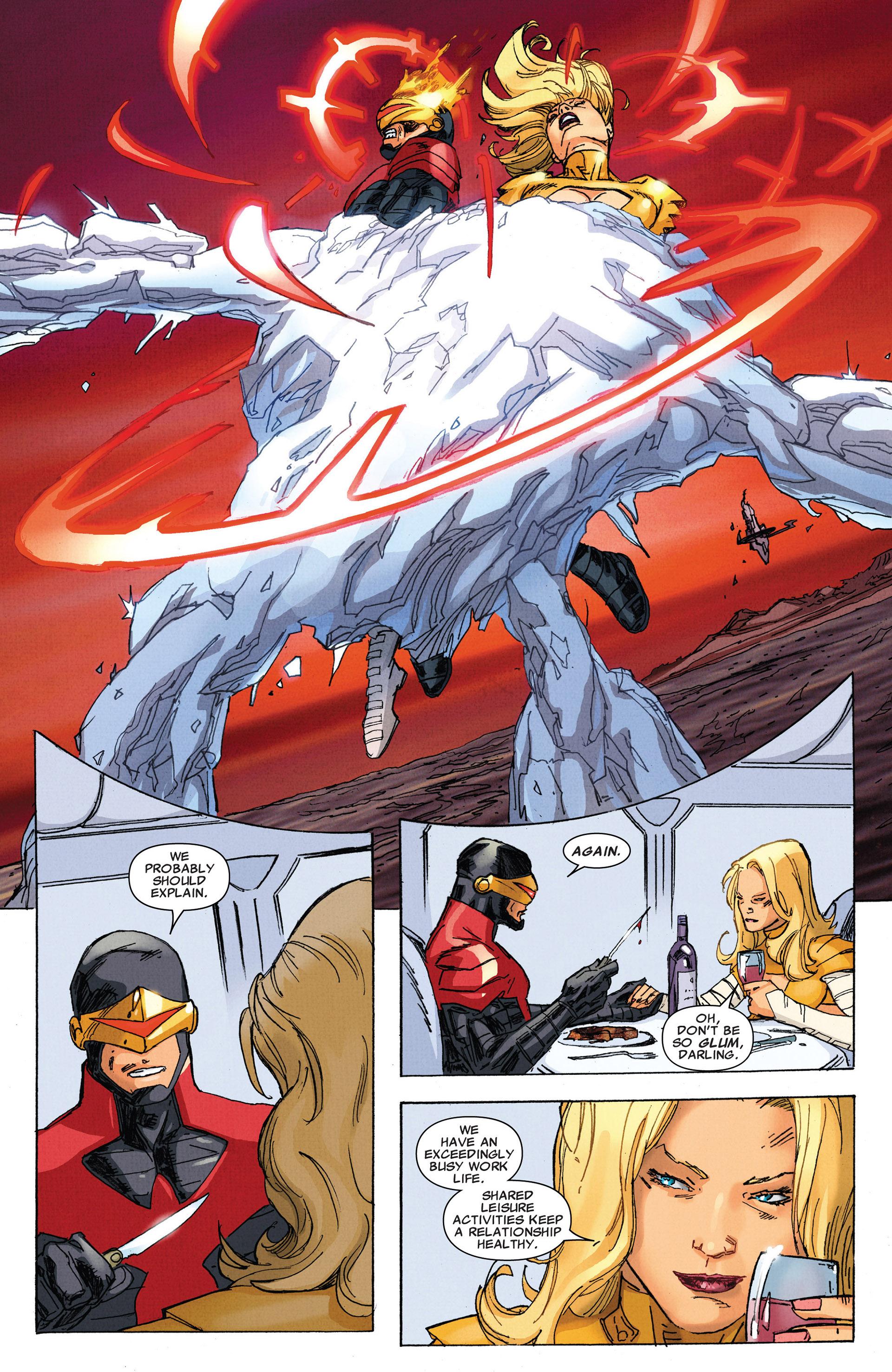 Read online Uncanny X-Men (2012) comic -  Issue #18 - 16