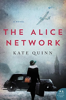 Review: The Alice Network by Kate Quinn