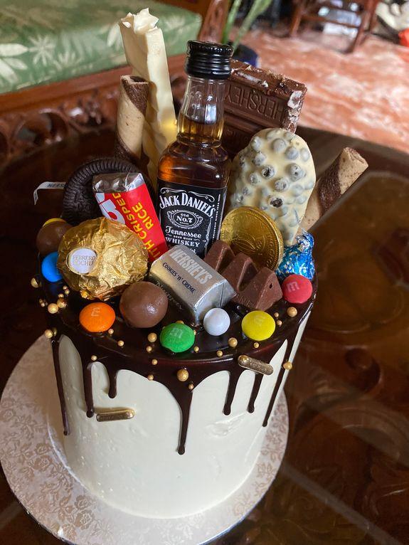Pastel Pat Patisserie Chocolate Overload Cake