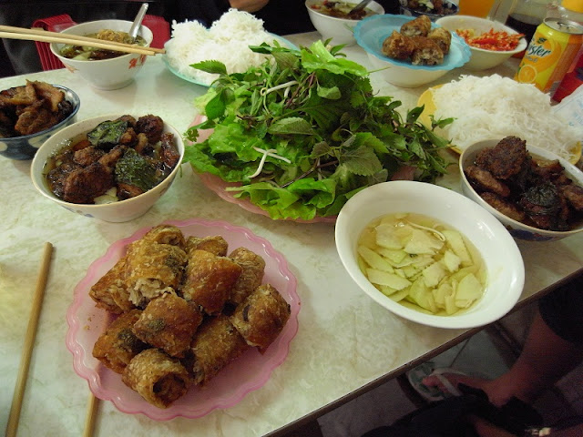 5 best local restaurants in Hanoi 5