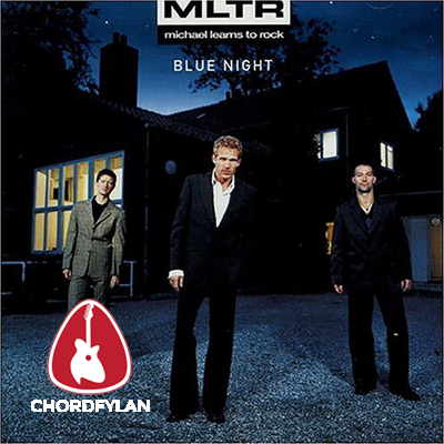 Lirik dan chord Blue Night - MLTR