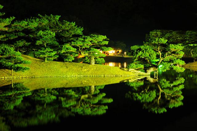 Ritsurin Garden (Fall Illumination), Kagawa | 23rd November - 2nd December, 2018