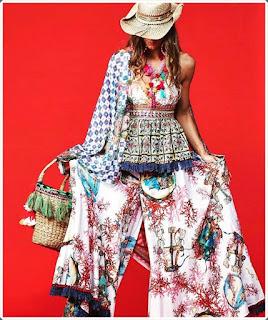 Elişi Elbise Modelleri - Moda Tasarım 15