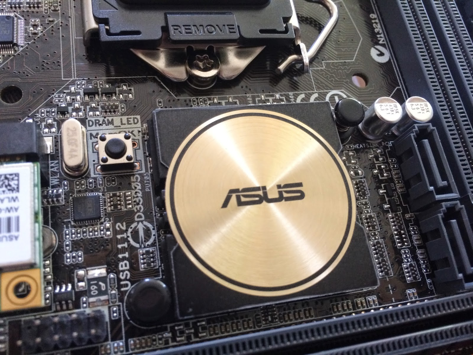 Unboxing & Review - ASUS Z97I-PLUS 150