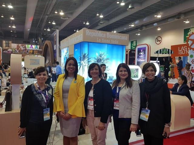 Promocionan Santo Domingo como destino de Reuniones y Eventos en IBTM América 2017