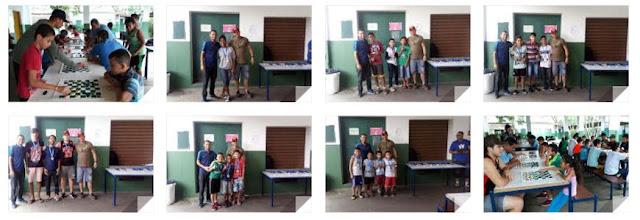 1ª etapa da VII Taça Cidade de Registro-SP de Damas reúne mais de 50 competidores