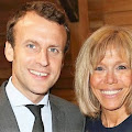 The Love Story of the French Presidential Candidate and His Older Wife 24 Years
