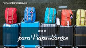 Juego para viajes, reciclaje, manualidades, busybags, juegos para niños, juegos de verano, juguetes para viajes,