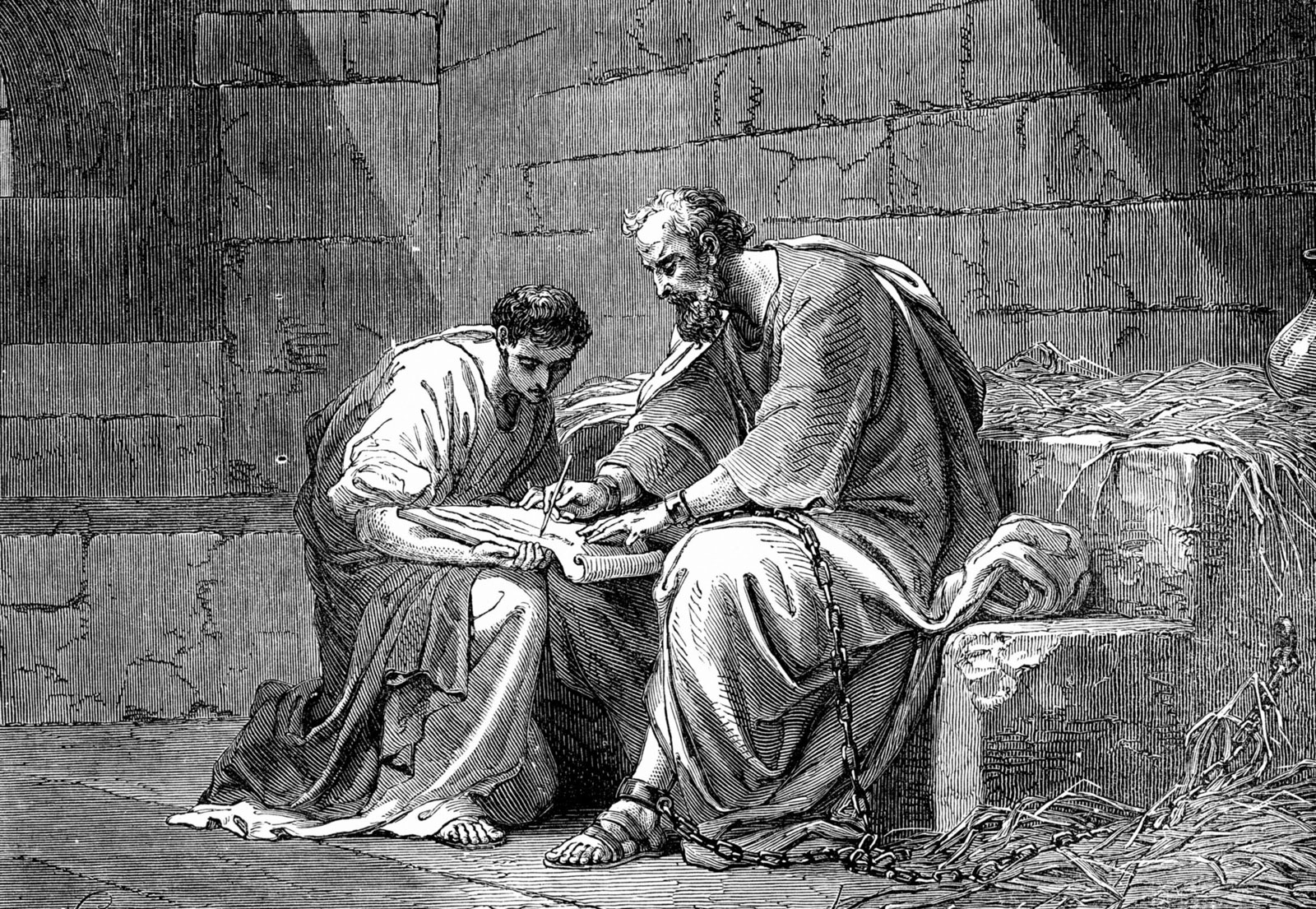 The Apostle Paul Preac...