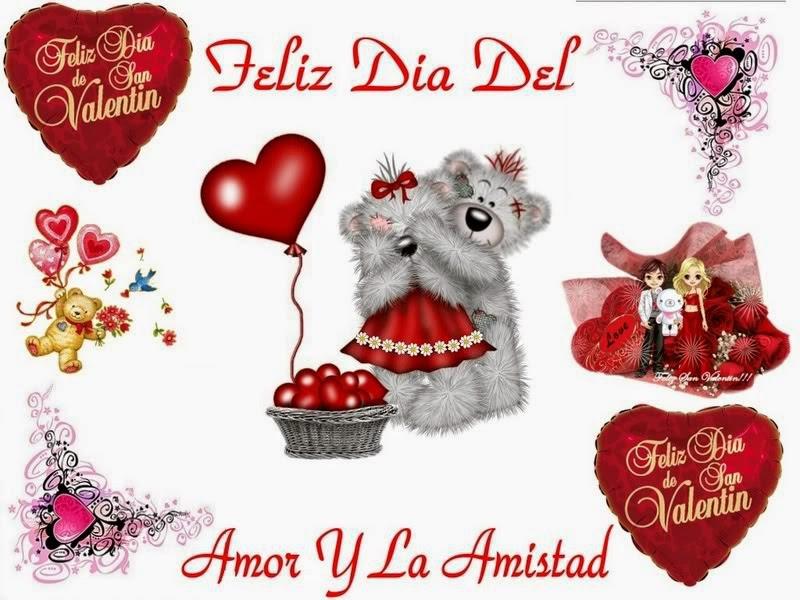 Dia Del Amor Y La Amistad Imagenes Postales Tarjetas Fotos Frases