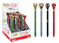 Pop! Pen Toppers: Marvel